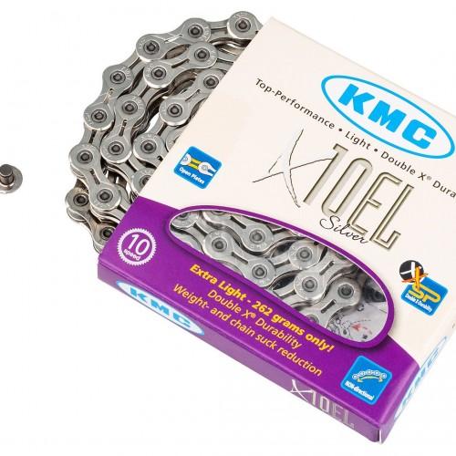 KMC X10 EL SILVER