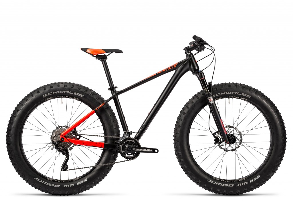 CUBE NUTRAIL FAT 2016
