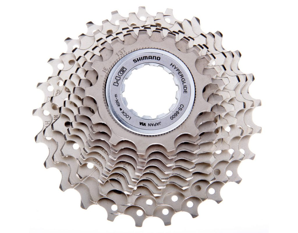 Shimano Ultegra Cassette 10-speed CS-6600 16-27
