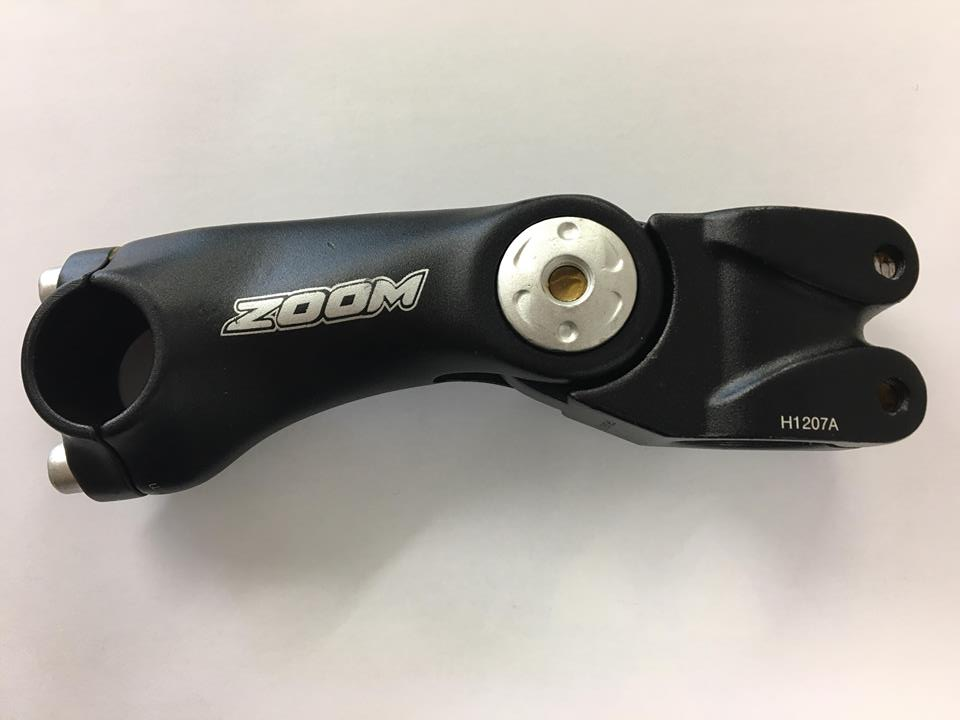 ZOOM ADJUSTABLE STEM AHEAD