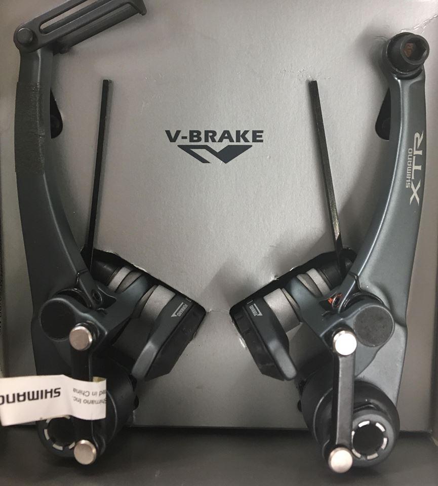 SHIMANO XTR V-BRAKE