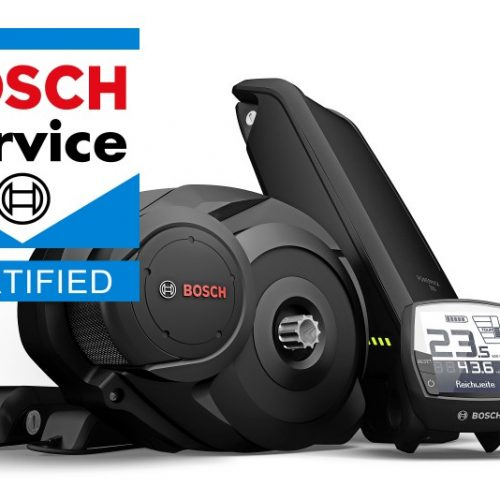BOSCH E-BIKE CERTIFIED DEALER