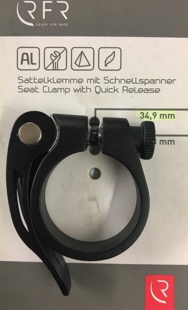 RRF 34.9mm QR