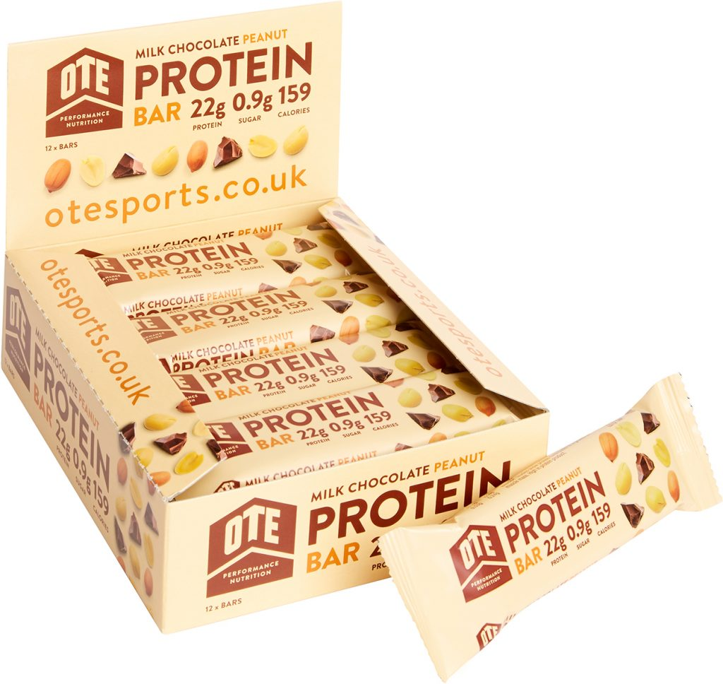 OTE Sports Protein Bar