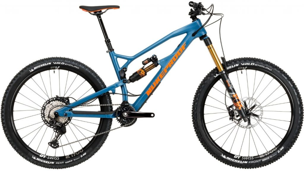 NUKEPROOF MEGA FACTORY CARBON 2020NUKEPROOF MEGA FACTORY CARBON 2020
